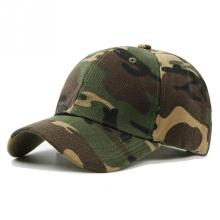 New Fashion Adjustable Unisex Army Camouflage Camo Cap Casquette Hat Baseball Cap Men Women Casual Desert Hat #H1020