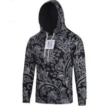 2018 Spring New Arrival Stylish Men Hoodies Long Sleeves Autumn Male
