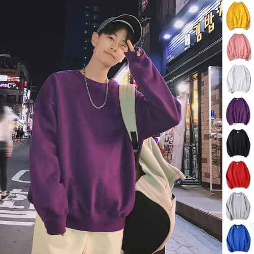 Privathinker Men Harajuku Hoodies Sweatshirts Oversized 2019 Men Women Streetwear Black Hoodie Male Hiphop Winter Basic Hoodies