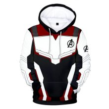 Marvel Avengers Movies 3D Printed Hoodies Men / Women Cosplay Avengers Endgame Quantum Realm Sweatshirts 3XS-5XL