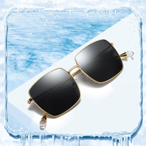 Girls Sunglasses Children Polarized Uv400 High Quality Cute Brand Designer Vintage Red Glasses Shades New 2019 Fashion Oversized