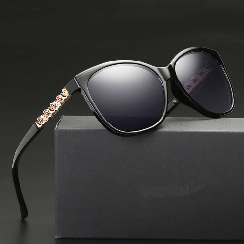 Sunglasses Women Polarized Uv400 High Quality Female Eyewear Vintage Luxury Brand Ladies Glasses Retro oculos de sol feminino