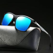 2019 Fashion Sunglasses Men Shades For Women Polarized Uv400 Vintage Retro Square Driving Polar Glasses Male Brand Top Selling