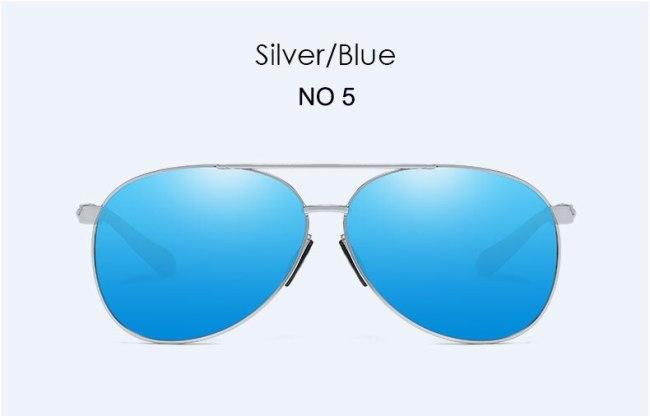 Sunglasses Men Polarized Eyeglasses Uv400 Glasses Driver Vintage Woman Fashion 2019 Brand Designer Retro Shades High Quality Top