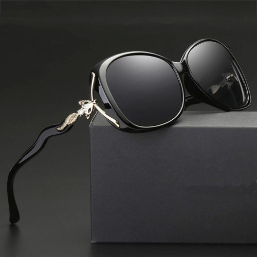 Sunglasses Women 2019 Polarized Eyewear UV400 Glasses For Driving Vintage Shades Luxury Design Fashion Retro High Quality Ladies