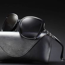 Sunglasses Women High Quality Polarized Eyewear Uv400 Luxury Design Vintage Shades Glasses For Driving New 2019 Ladies Fashion