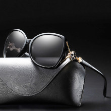 Polarized Sunglasses Women Uv400 Glasses For Driver Vintage Retro Shades Luxury Design Fashion New 2019 Ladies Oversized Fashion