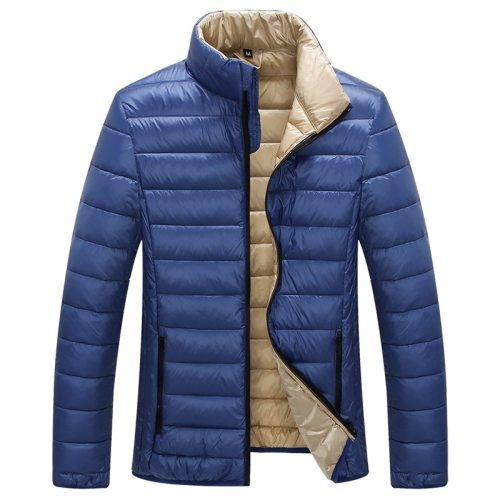 2019 New Fashion Casual Ultralight Mens Duck Down Jackets Autumn & Winter Coat Men Lightweight Duck Down Jacket Men Overcoats