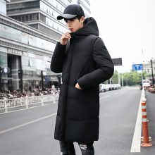 High Quality Parka Men Winter Long Jacket Men Thick Cotton-Padded Jacket Mens Parka Coat Male Fashion Casual Coats 5XL