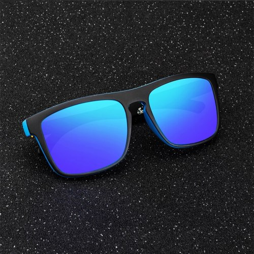 QUISVIKER Brand New 2019 Polarized Sunglasses Men Women Sun Glasses Male  Square Eyewear UV400 Retro Vintage