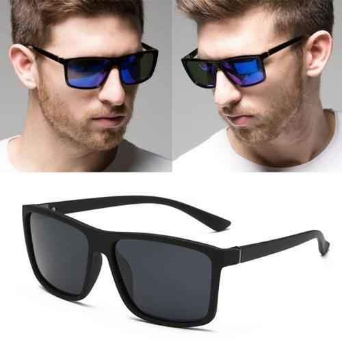RBUDDY 2019 Sunglasses men Polarized Square sunglasses Brand Design UV400 protection Shades oculos de sol hombre glasses Driver