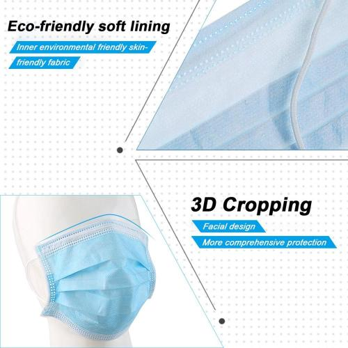 10 pcs mouth mask Men Women Cotton Anti Dust Mask Mouth Mask Windproof Mouth-muffle Bacteria Proof Flu Face Masks