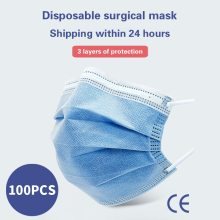 20pcs Kangmin Disposable Medical face mask Non Woven Anti-dust mouth masks Safe Breathable protetive Mascarilla