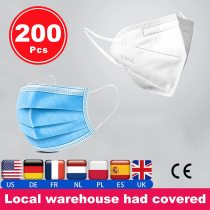 Dust Masks Face Mask Disposable and Anti-Dust Reusable N95 mask N95 Filter respirator gas mask n95 kn95 3/4/5 layer Breathable