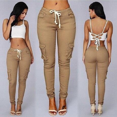 Women's casual pants Regular OL&Feminine OL Spandex Shipping Sporty Pencil Pants