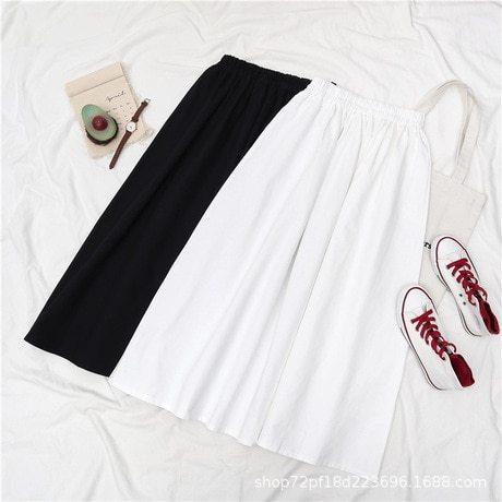 Women's Skirts Polyester/Acrylic Patchwork Sweet OL&Feminine OL&Feminine OL Solid Color