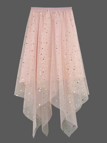 Women's A Line Skirt Fashion Asymmetrical Sweet Mini Slim