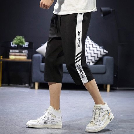 Men's Mid Waisted Casual
