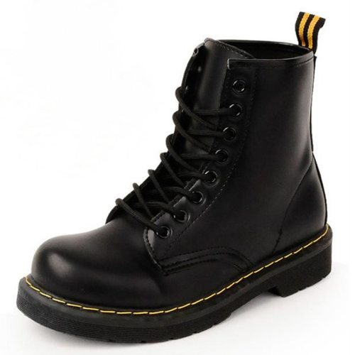 Women's Ankle Boots Round Toe Simple Foot Length:250cmSize 41 Closed Toe Flat0-3cm Others Office 2 cm Middle Age30-50 Plastic Sole Lacing ankle Low