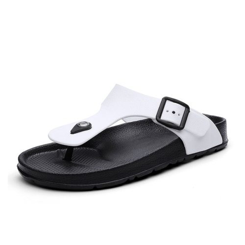Men's Flip Flops Buckle Casual Anti-Skidding