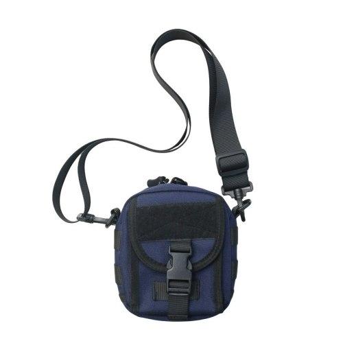 Di Ding Men's Crossbody Bag Fashion Mini Briefcase Interior Slot Pocket Solid