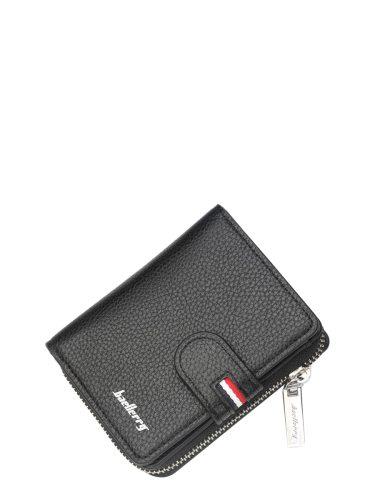 Baellerry Men's Wallet Multi Screens High Capacity Short Section Men's