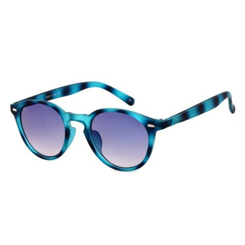 Women's Vintage Design Creative Stylish Fashion Sunglasses Round Shape Top Fashion zoravia Wayfarer Others Metal Decoration Wipe clean Accessory