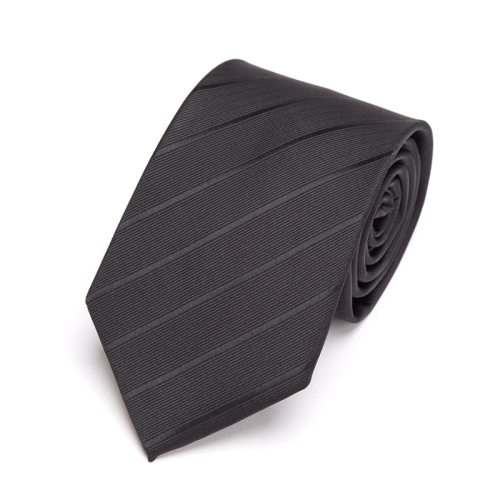 Men's Tie Solid Color Fashion Casual Striped Accessory