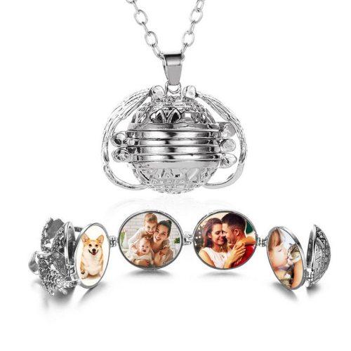 Women's Necklace Creative Vintage Personalized Necklace Metal Decoration Geometric OL Fashion Accessories