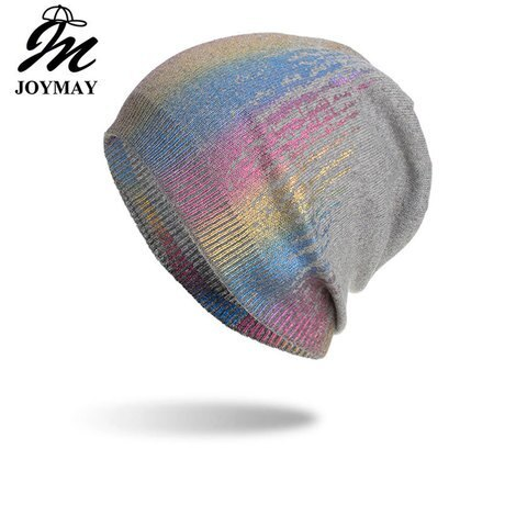 Women's Beanie Fashion Simple Patchwork Knitted Casual All the year round Sweet