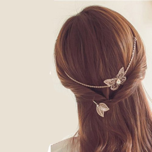 Women's Hair Chain Exquisite Stylish Elegant Hair Fine Hair Accessories