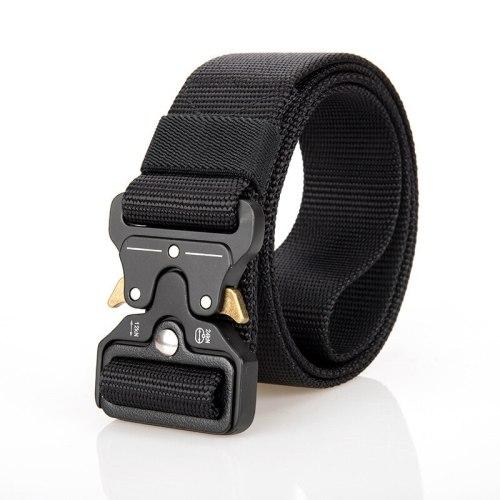 Men's Belt Multifunction Outdoor Width CM : 38 CMLength CM : 125 CM Accessory Solid Color Men's Belts Fashion