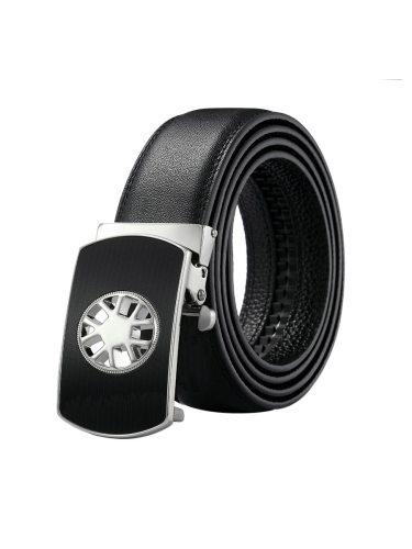 Zaitun Men's Belt Casual Genuine Leather Belt Accessory Men's Belts Basic Brothers Automatic Buckle