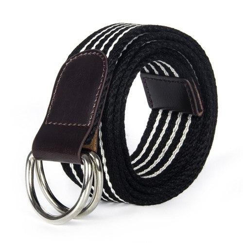 Men's Belt Striped Color Block Casual Fashion Contrast Color Basic Accessory Width CM : 38 CMLength CM : 115 CM Men's Belts