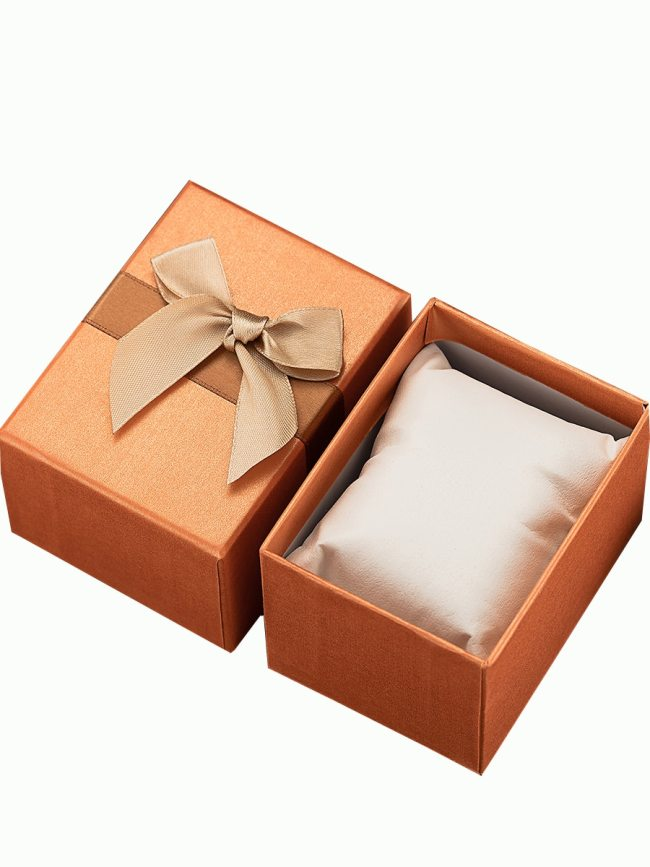 Women's Exquisite Decor Empty Gift Package Gift Box 0-3Pcs Solid Vintage Size: 10*7*7 cmWeight:79 g Bowknot