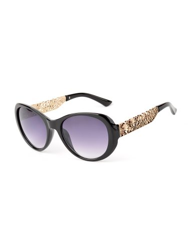 Women's Comfy Hollow Out Design Fashion Oval Shape Wipe clean Wayfarer Others Sunglasses Accessory