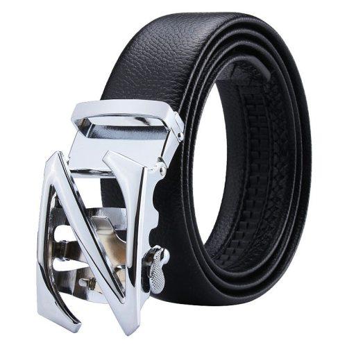 Men's Belt High Quality Durable Casual Solid Color Accessory Men's Belts Fashion Rivet