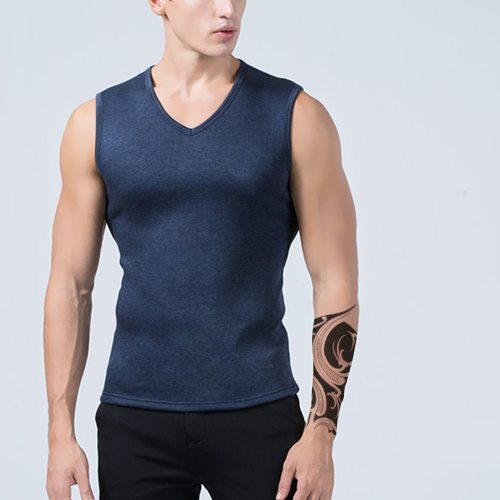 Men's Tattoo Fashion Simple Totem Pattern Water Proof Casual Solid Color Accessories