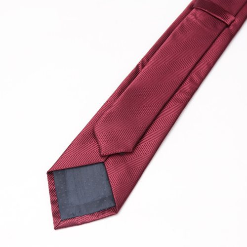 Men's Tie Fashion All-Match Simple Striped Casual Accessory