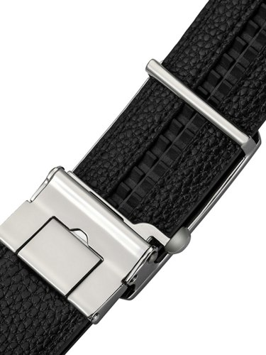 Zaitun Men's Belt Casual Genuine Leather Belt Accessory Men's Belts Basic Brothers Automatic Buckle
