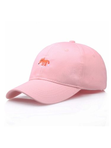 Women's Baseball Cap Cartoon Embroidery Solid Color Outdoor Casual Baseball Caps Floral Applique All the year round Hand wash Accessories