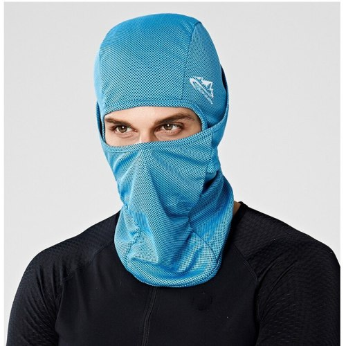 Unisex Mask Sun-proof Multi-functional Cycling Silk-like Solid Color Hand wash Accessory Winter Scarves Outdoor