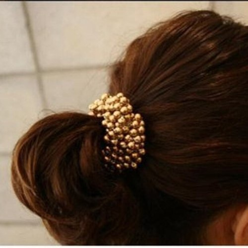 1Pc Women's Hair Elastic Durable All Match Stylish Hair Hair Accessories Fine