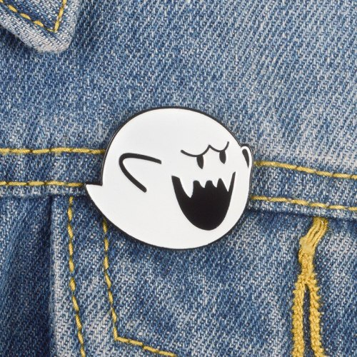 3 Pieces Women's Pin Brooches Fashion Animal Simple All-Match Metal Decoration Cartoon Casual