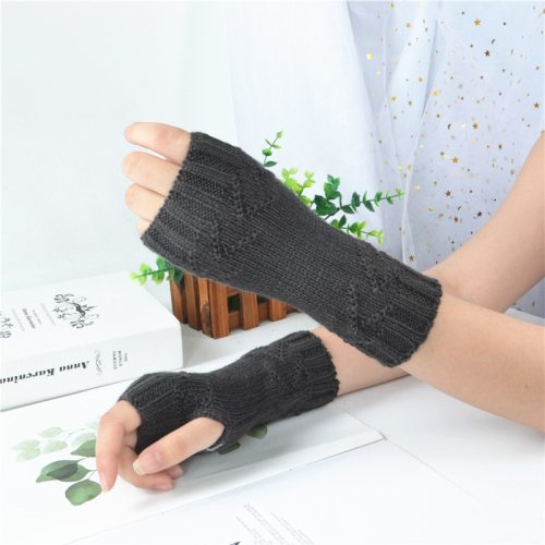 Women's Warm Gloves Breathable Fingerless Gloves Hand wash Geometric Casual Outdoor