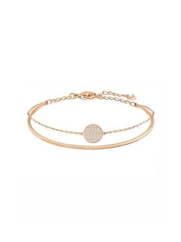 SWAROVSKI Women's Fashion Elegant Exquisite Stylish All Match Crystal Bracelet Fine Chinese Accessories
