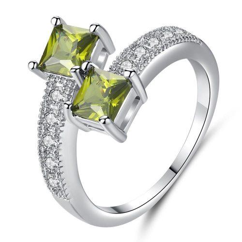 Women's Ring Personalized Zircon Ladylike Ring Fashion Accessory