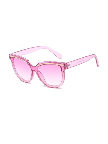 Ray Ban Women's Full Frame Candy Color Trendy Glasses Cat Eye Sunglasses Fashion Wipe clean Accessory