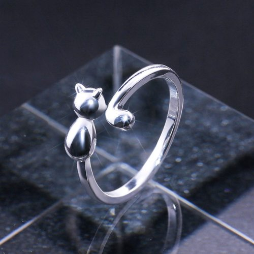 Women's Ring Ladylike Solid Color All Match Infinite Charming Jewelry Carving Accessories Character Fashion Top Fashion