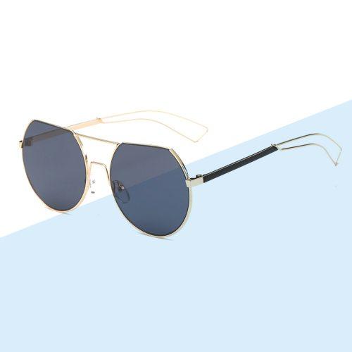 Women's Sunglasses Irregular Round Shape Causal Creative Sunglasses Fashion Eyeglasses Accessory Wipe clean Round Circle